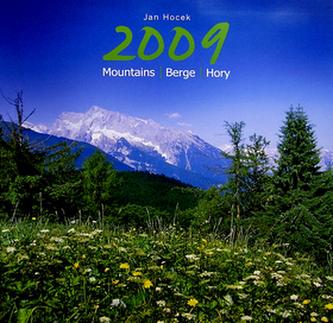 Hory 2009 - nástěnný kalendář
