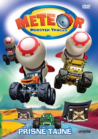 Meteor Monster Trucks 4 - Přísně tajné - DVD - Urania