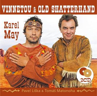 Vinnetou a Old Shatterhand - 2 CD