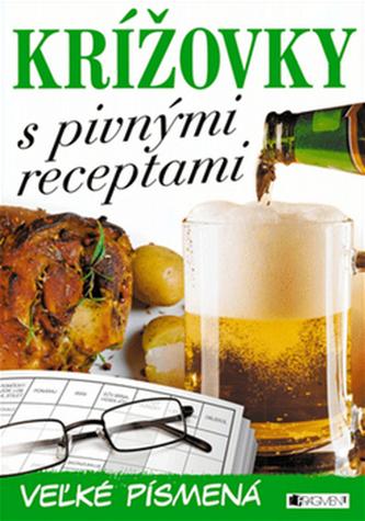 Krížovky s pivnými receptami Veľké písmená