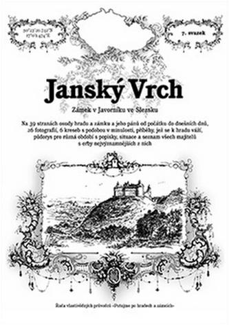 Janský Vrch - zámek v Javorníku ve Slezsku - Rostislav Vojkovský