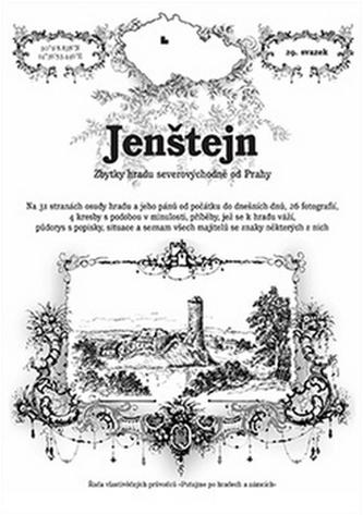 Jenštejn - zbytky hradu severovýchodně od Prahy