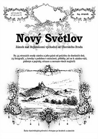 Nový Světlov - zámek nad Bojkovicemi východně od Uherského Brodu - Ladislav Michálek