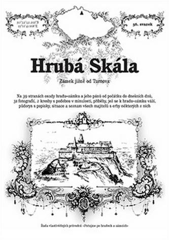 Hrubá Skála - zámek jižně od Turnova - Přemysl Špráchal