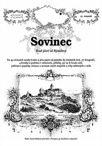 Sovinec - hrad jižně od Rýmařova - Rostislav Vojkovský