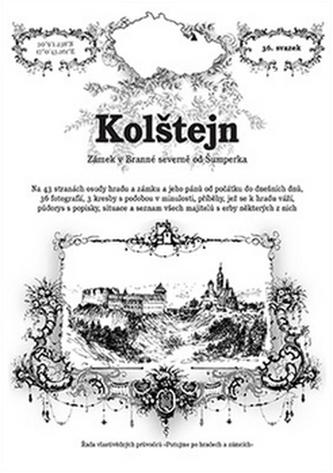 Kolštejn - zámek v Branné severně od Šumperka