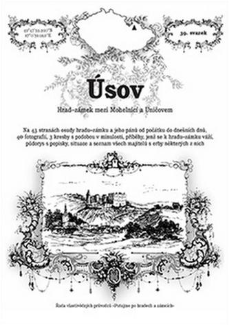 Úsov - hrad-zámek mezi Mohelnicí a Uničovem