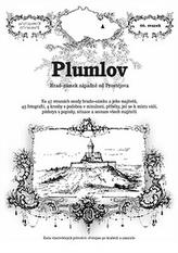 Plumlov - hrad-zámek západně od Prostějova
