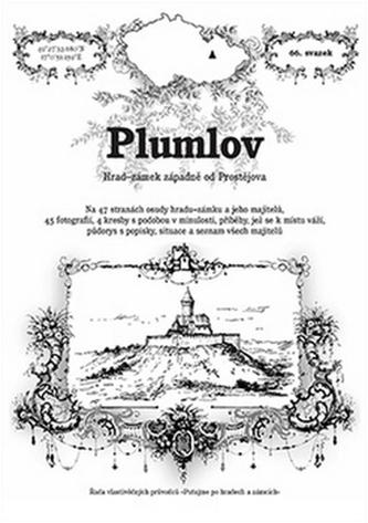 Plumlov - hrad-zámek západně od Prostějova - Ladislav Michálek