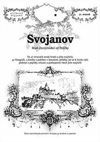 Svojanov – hrad jihovýchodně od Poličky