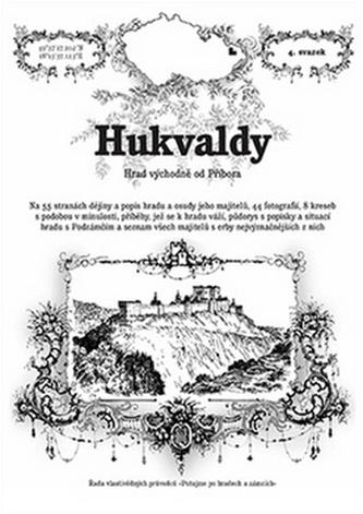 Hukvaldy - hrad východně od Příbora - Rostislav Vojkovský