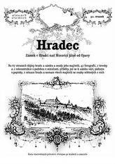Hradec - zámek v Hradci nad Moravicí jižně od Opavy
