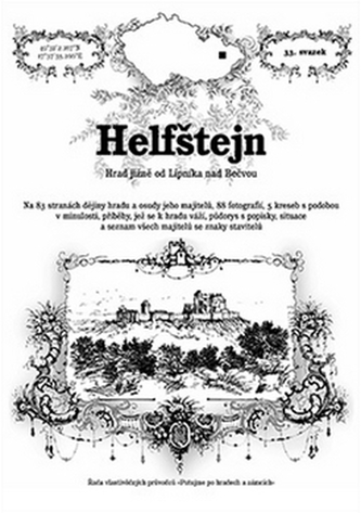 Helfštejn - hrad jižně od Lipníka nad Bečvou - Rostislav Vojkovský