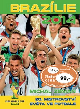 Brazílie 2014 - Michal Zeman