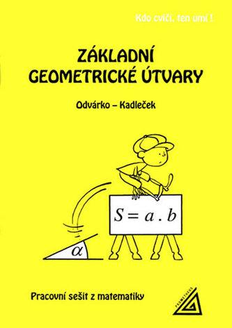 Základní geometrické útvary (pracovní sešit)