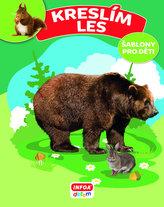 Kreslím Les - šablony pro děti