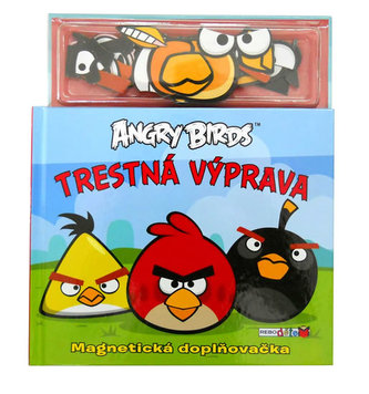 Angry Birds - MIX-UP! - Magnetky