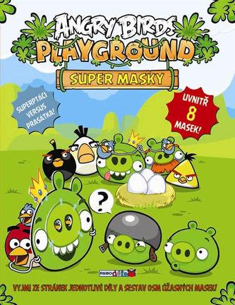 Angry Birds - masky