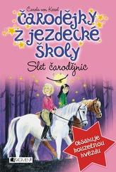 Slet čarodějnic - Čarodějky z jezdecké školy