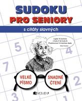 Sudoku pro seniory - s citáty slavných