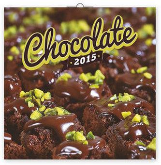Čokoláda voňavý - nástěnný kalendář 2015