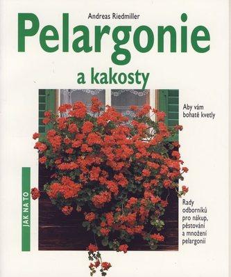 Pelargonie a kakosty - Jak na to