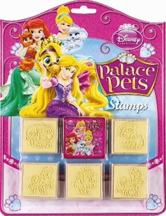 Razítka 5+1 Palace Pets