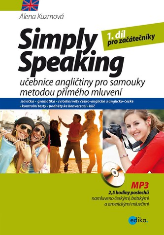 Simply Speaking + CD MP3