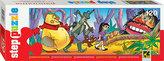 Puzzle 120 Panorama: Pohádky - Čaroděj ze země Oz