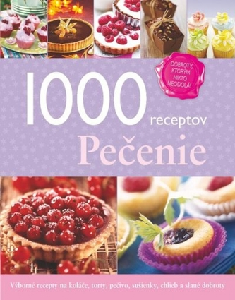 1000 receptov Pečenie