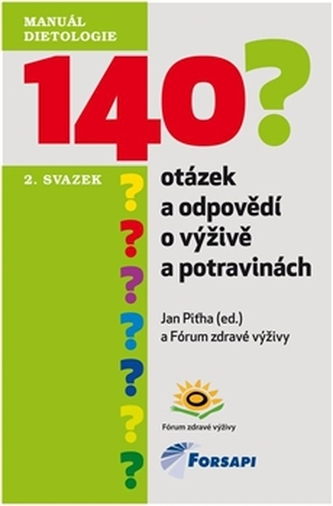 140 otázek a odpovědí o výživě a potravinách