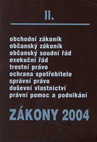 Zákony 2004/II