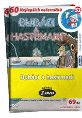 Bubáci a hastrmani 1+2 / kolekce 2 DVD - Lada Josef