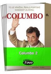 Columbo 2. - 8 - 14 / kolekce 7 DVD