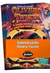 Dobrodružství Olivera Twista 1 - 6 / kolekce 6 DVD