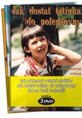 Jak vytrhnout.., Jak dostat.., Jak se krotí.. - kolekce 3 DVD