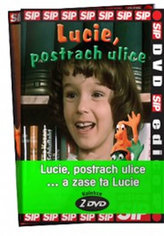 Lucie, postrach ulice, …a zase ta Lucie - kolekce 2 DVD