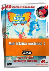 Malí létající medvídci 2. - 7 - 12 / kolekce 6 DVD