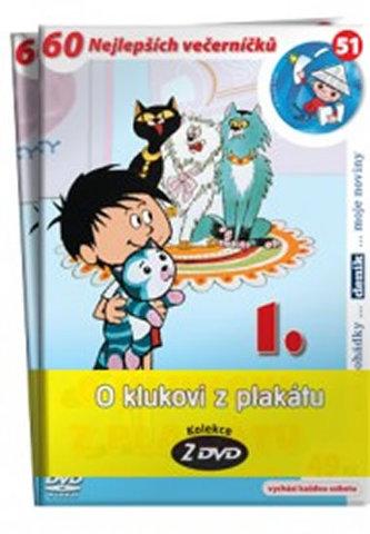 O klukovi z plakátu 1 - kolekce 2 DVD