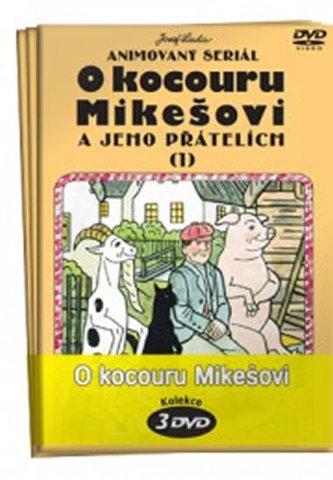 O kocouru Mikešovi 1 - 3 / kolekce 3 DVD - Lada Josef