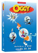 Oggy a švábi 22 - 24 / kolekce 3 DVD