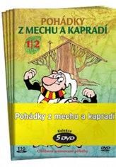 Pohádky z mechu a kapradí - kolekce 5 DVD