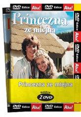 Princezna ze mlejna 1+2 / kolekce 2 DVD