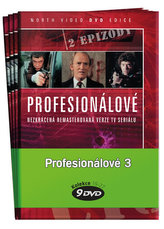 Profesionálové 3. - kolekce 9 DVD