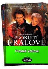 Prokletí králové - kolekce 5 DVD