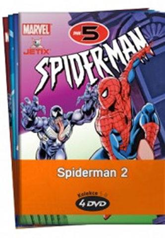 Spiderman 2. - kolekce 4 DVD