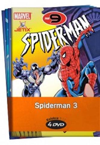 Spiderman 3. - kolekce 4 DVD - neuveden