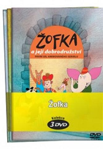 Žofka - kolekce 2 DVD