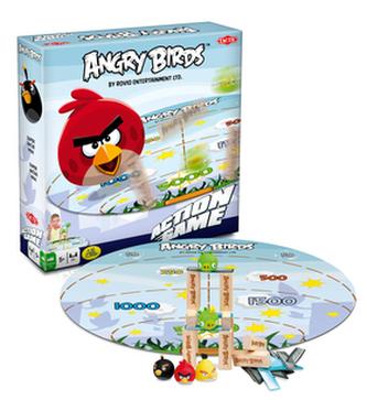 Angry Birds stolní hra