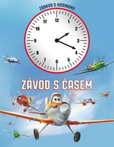 Letadla Závod s časem Zábava s hodinami